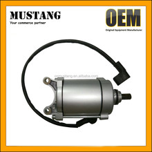 Motorcycle Starter Motor repair with cable motorcycle starter Motor
