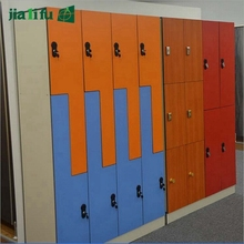 Jialifu hot selling phenolic waterproof hpl lockers