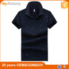 100% Cotton Material And Blank Design Polo Shirts For Men