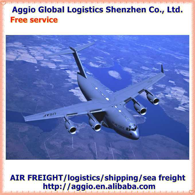 aggio China International air Logistics Air Freight Forwarder from Xiamen Fujian to Kansas City