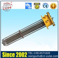 Explosion Proof immersion tubular heater For oil Industry