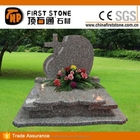 GME118 Granite Tombstone And Monument