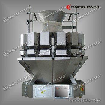 14 Heads 5.0L Combination Weigher