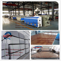 HOT SALE PVC PARTITION BOARDMANUFACTURING MACHINE PVC BOARD MACHINE | PVC BOARD MACHINE | PVC BOARD MACHINE WPC PVC FOAM BOARD M