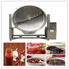 High Efficient Paste Cooking Machine With Mixer