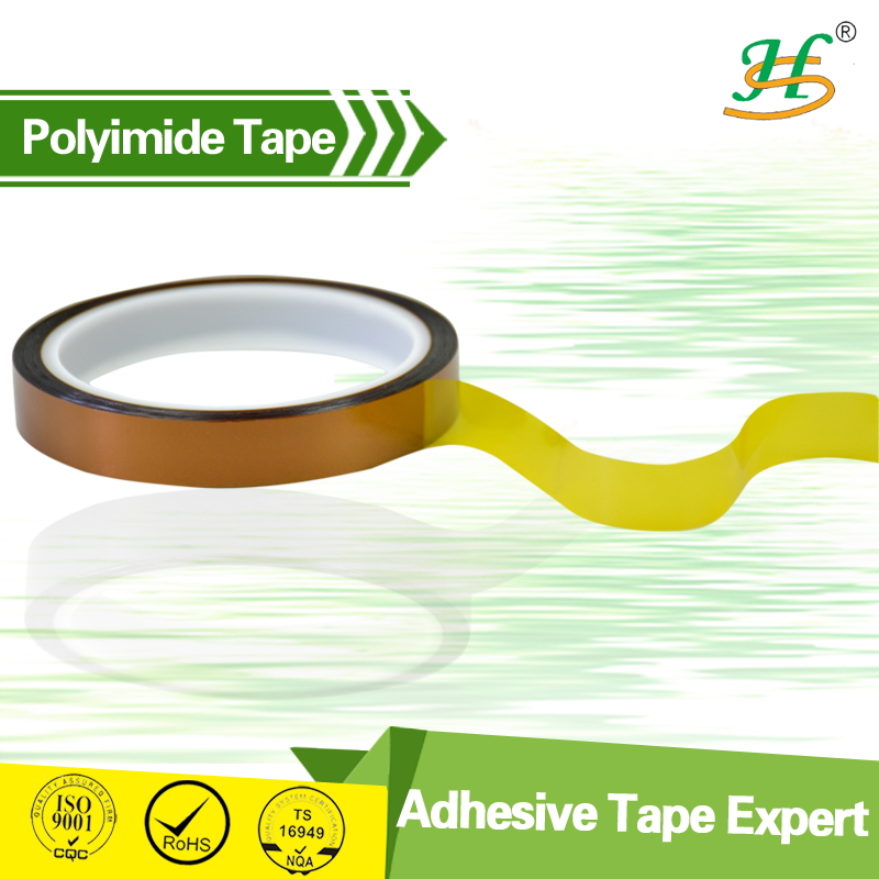 ISO9001 supplier silicone adhesive polyimide manufacturers