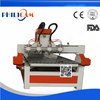 multi head 4 axis cnc router woodworking machine for column wood