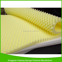Colorful Wave Acoustic Foam Sponge Sheets
