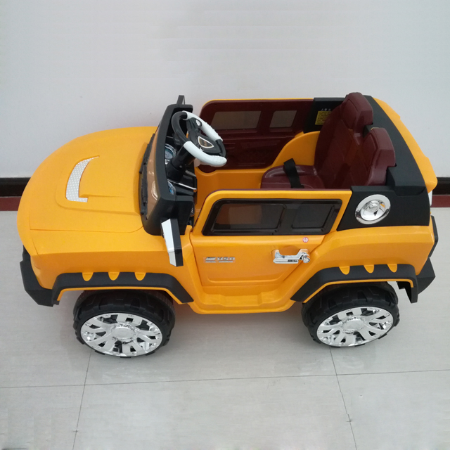 Factory Wholesale 12 Volt Battery Operated Kids Car Child Outdoor Driving Toy SUV Car