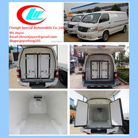 Frozen Food Transport Vehicle,Mobile Refrigerator Container,Ice-cream Freezer Truck