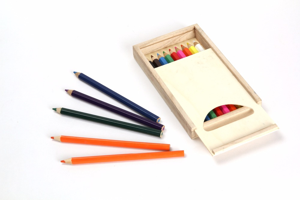 Nature story color pencils for drawing Stationery Office school supplies