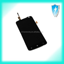 Full LCD Display + Outer Touch Screen Digitizer Glass Assembly for Lenovo Ideaphone S820