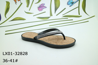 Summer beach shoes slides slip on slipper pvc shoes manufacturers