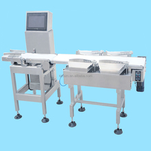 Waterproof Shrimp Checkweigher Online Weight Scales Digital Weight Sorting Machine for Fish