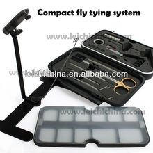 wholesale travel fly tying vise and tool kit