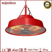 Living Room Bedroom Use Ceiling Hanging Infrared Heating Element Patio Home Comfort <strong>Heater</strong>