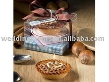 Delightful apple pie design scented candles
