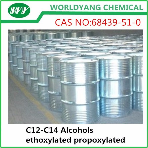 Worldyang brand C12-C14 Alcohols ethoxylated propoxylated cas no. /number 68439-51-0