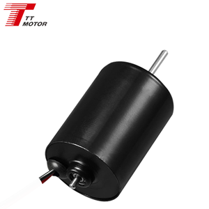 Top class dc electric brushless fan motor 12v 28mm micro motor