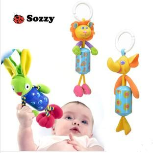 Sozzy plush toy, nursery toy