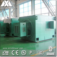 Long service Life low noise high voltage AC motor manufacturer