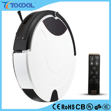 Smart Robot Vacuum Cleaner Cleaning Appliances 600ML Large Dustbin Wet and Dry Vacum Robot