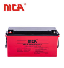 12V 150Ah Power Battery Deep Cycle UPS Solar Rechargeable Gel Battery