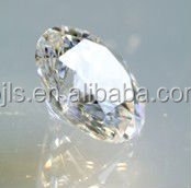 Handcraft engraved crystal diamond price of rock crystal stone