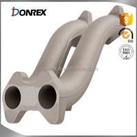 custom iron cast Intake pipe for sport cars with ISO:9001 certification made in China