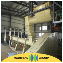 Maosheng hot selling soya oil mill