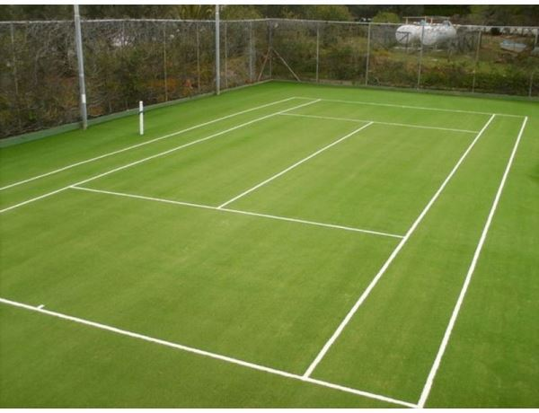 High Quality Artificial Grass For Paddle Tennis Court Economic
