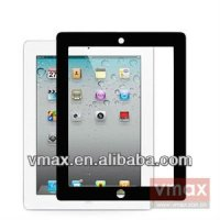 VmaxView 100% frame screen protector for iPad2 / the New iPad(for black)