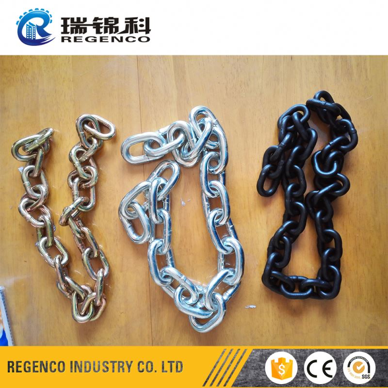 Grade 80 Alloy Steel Lashing Rated Chain