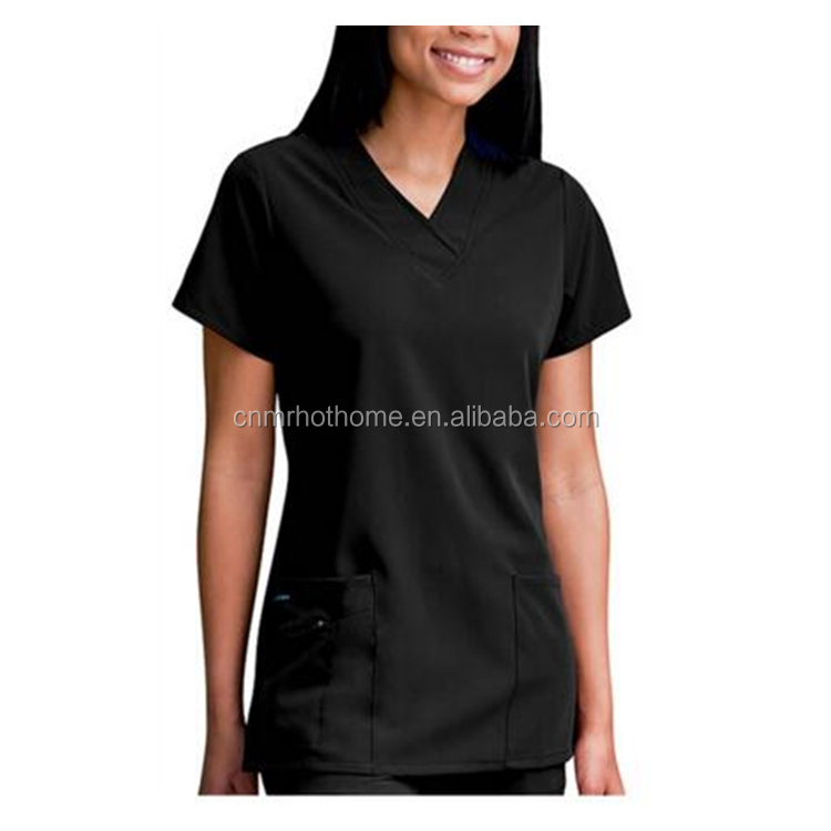 2017 New Style Printed Release Medical Uniforms