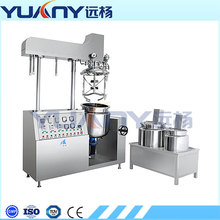 high shear vacuum mixer homogenizer emulsifier
