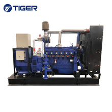 CE certified high efficiency wood chips gasifier gas 150kw biomass electric power generator