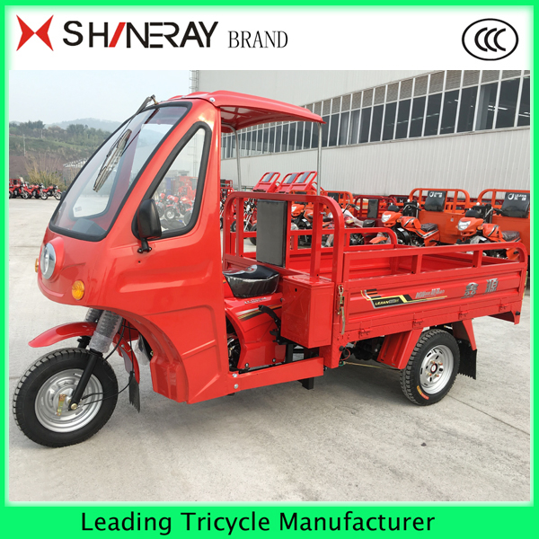 Hot Sale!!! 150CC 200CC 250CC or 300CC China Cargo Tricycle With Cabin