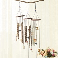 Amazon Hot Sale Wholesale windchimes High Quality garden metal windchimes wind chime For Sale