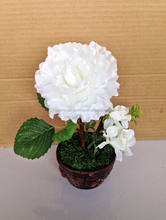 Factory supply silk flower white hydrangea artificial flower