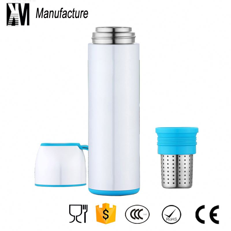 new model 430ml multiple function thermos cup