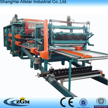 Allstar Manufacturing Machines Eps Sandwich Wall Panel Production Line/Machine