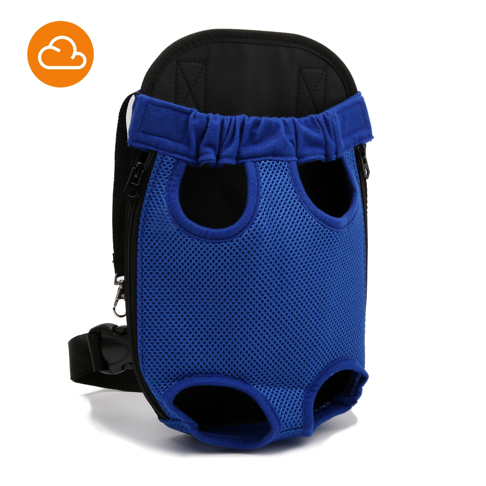 Legs Out Front-facing Dog Carrier reathable Travel Outdoor Bag for Pet Puppy Cat