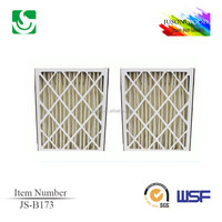 Pleated Furnace Air Filter for Skuttle 20x25x5 MERV 8
