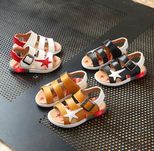 X83043A Children shoes kids sandals boys school sandal shoes for child sandals