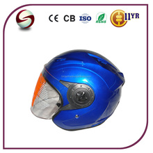 China 2017 hot sale ABS DOT half face helmet motorcycle helmet