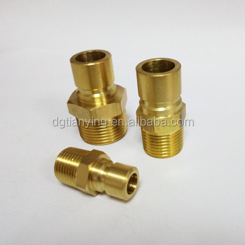 Fitting type quick coupling pipe connection for sale