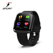 New Style BSCI Factory Full Touch Bluetooth <strong>Smart</strong> <strong>Watch</strong> for Sports