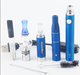 High Quality Electronic Cigarette 650/ 900/ 1100mah 510 Thread Battery For Atomizer evod case