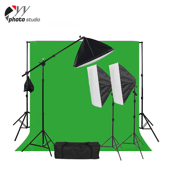 High quality durable using various photography equipment softbox kit