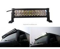 50 inch 288W 4x4 Led Car Light, Curved Led Light bar Off road,auto led light arch bent